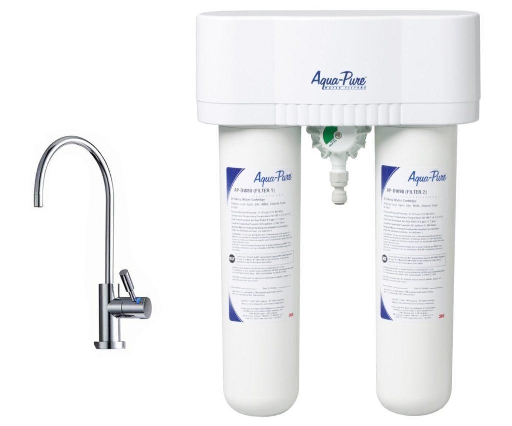 AP DWS 1000 3m water filter undersink