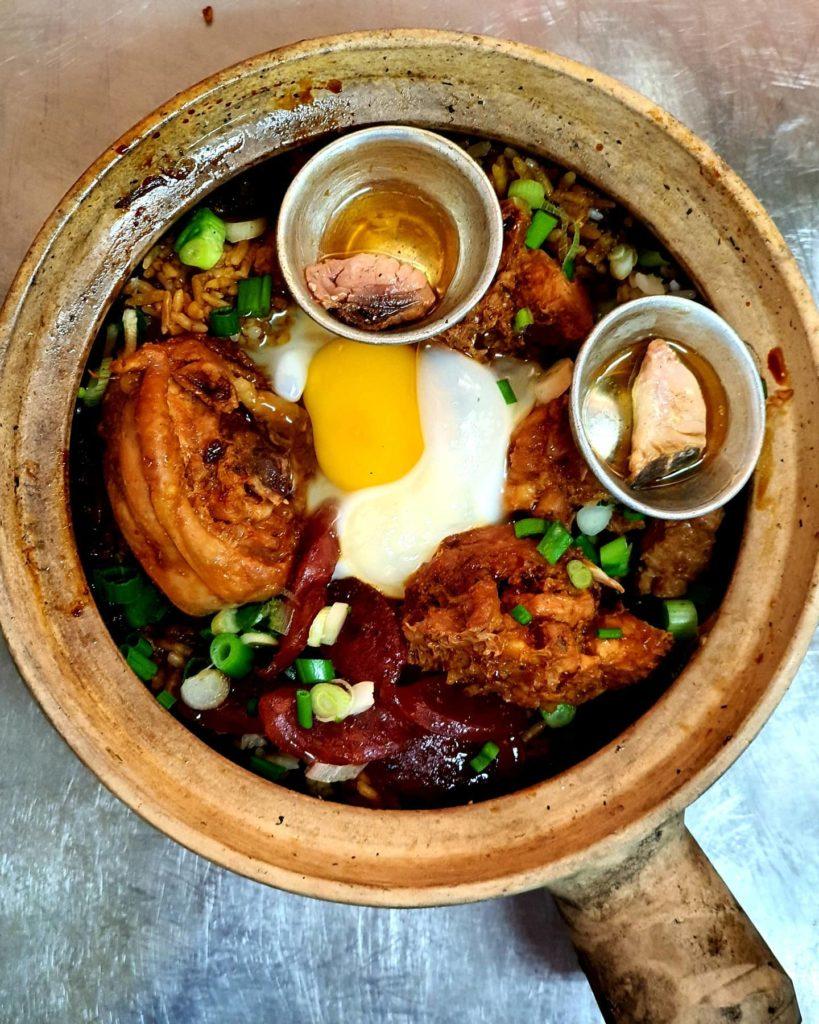 heun kee claypot chicken rice pudu kl