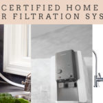 tested and certified water purifiers